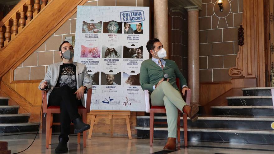 El tenor Ismael Jordi y el pianista Rubén Fernández Aguirre homenajean a Alfredo Kraus