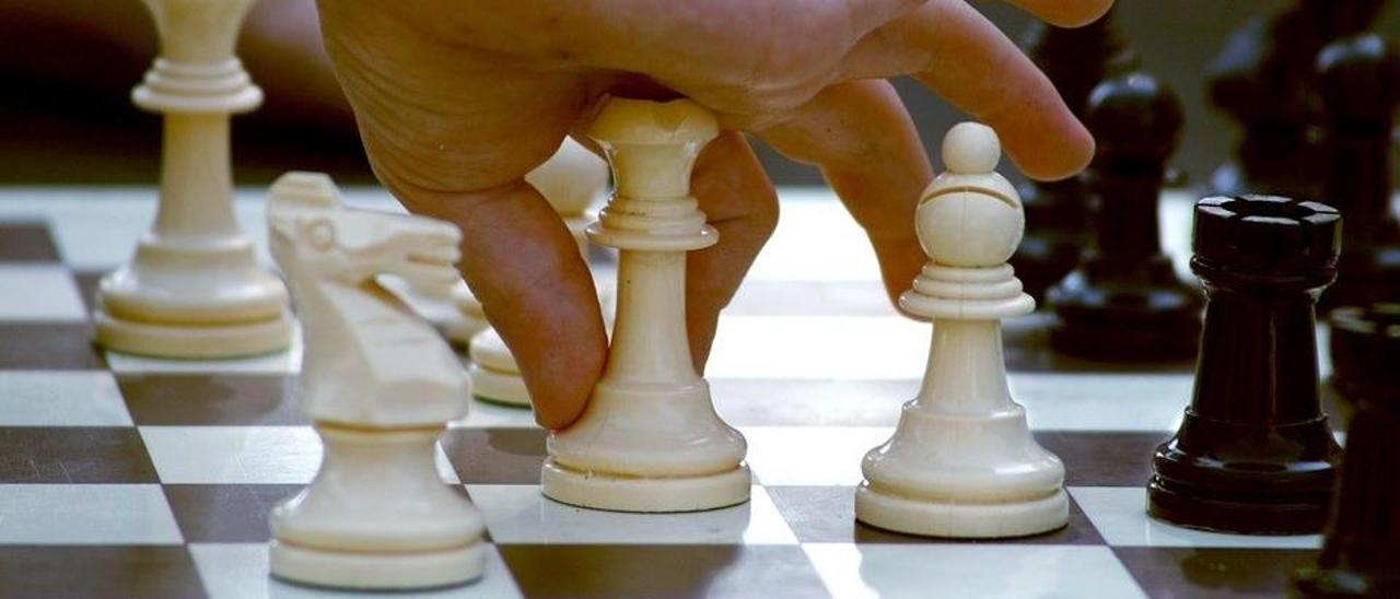 """80.000 alumnos y 5.000 docentes sitúan a Andalucía en la """"vanguardia"""" del ajedrez como herramienta educativa"""