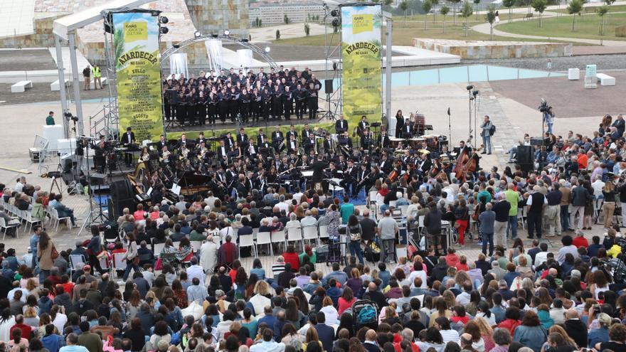 La Cidade da Cultura genera 24 millones de euros al año a la sociedad