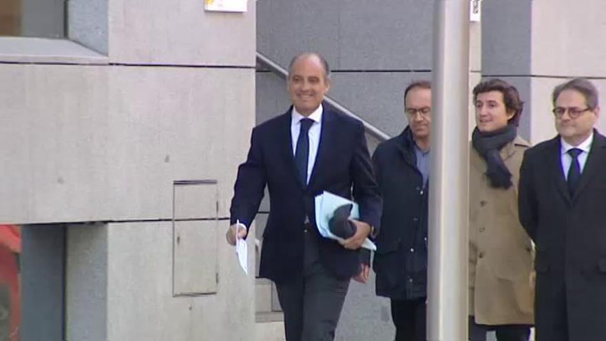Camps afirma que no dio ninguna instrucción para adjudicar contratos a Gürtel