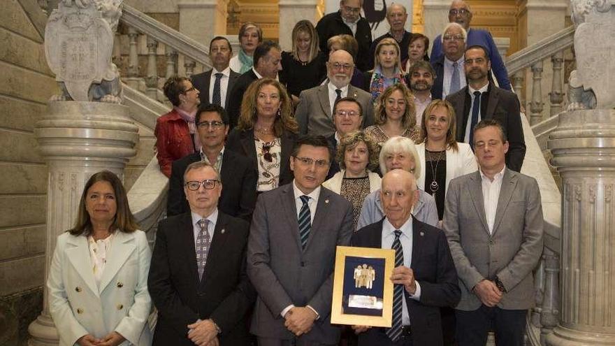 Los trasplantados de riñón reconocen la solidaridad de los asturianos