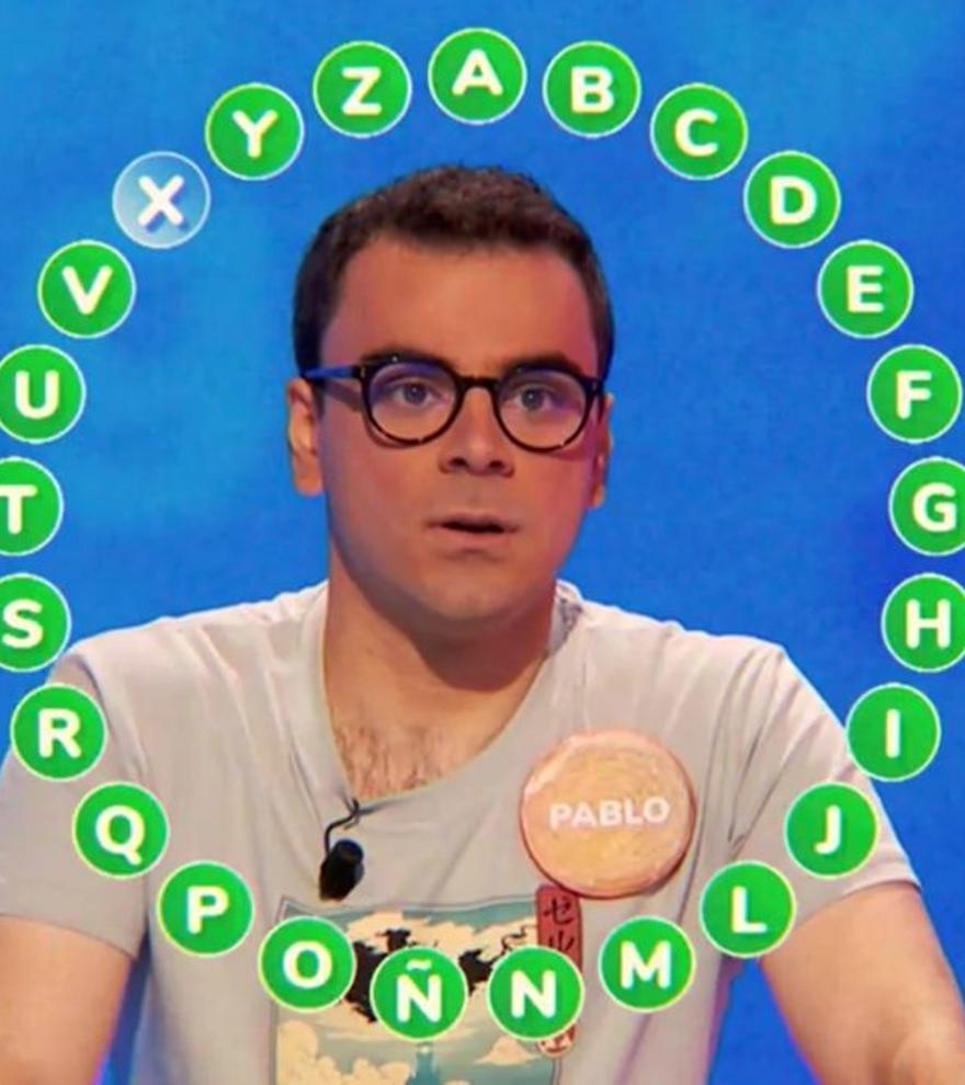 La nueva misteriosa promo de Antena 3: ¿Ganará Pablo Díaz el bote de 'Pasalabra'?