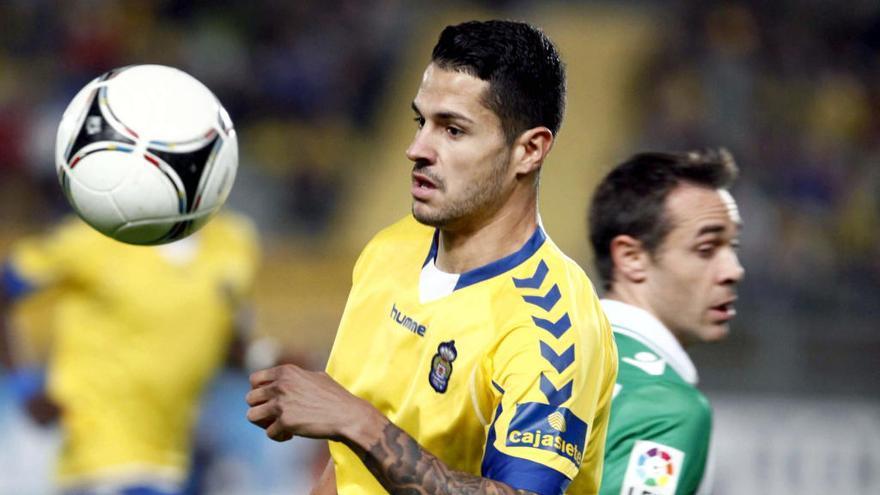 Vitolo jugará cedido en Las Palmas hasta enero si el Atlético lo ficha