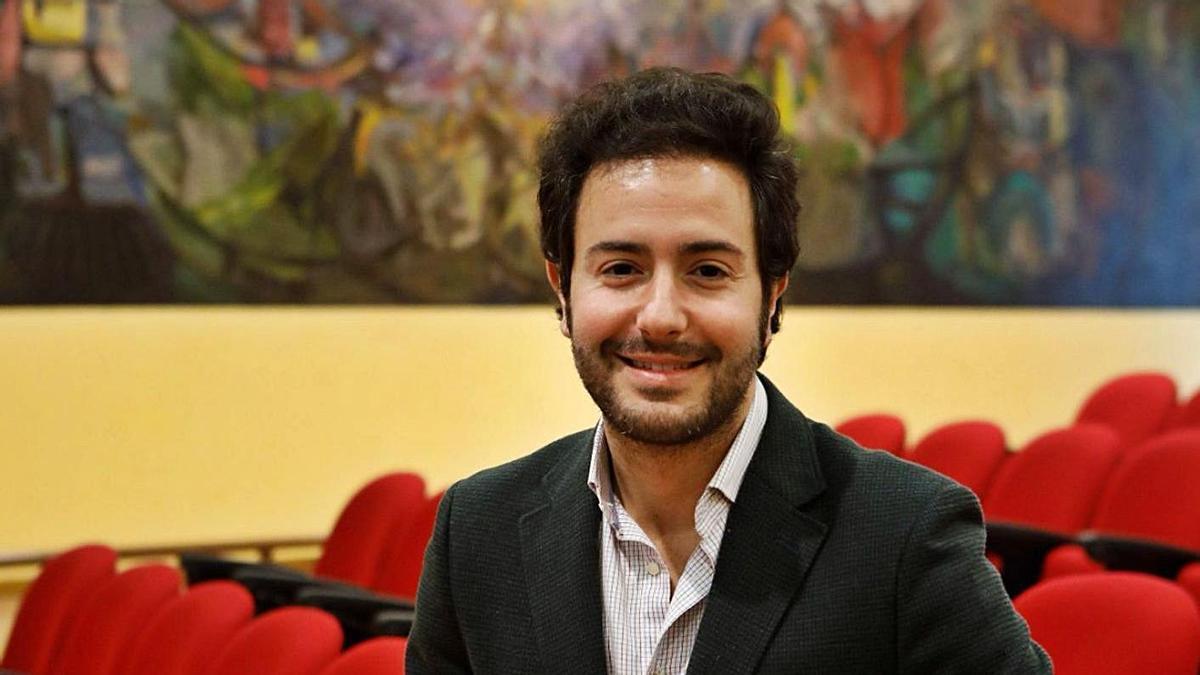 David González Martínez.   LNE