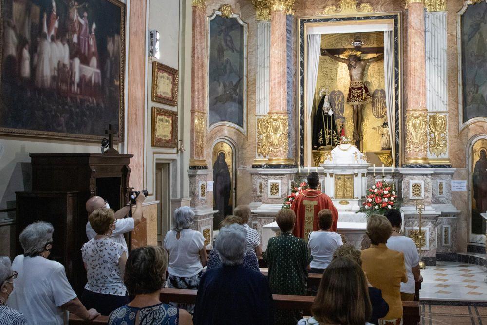Paterna celebra la festividad del Cristo de la Fe