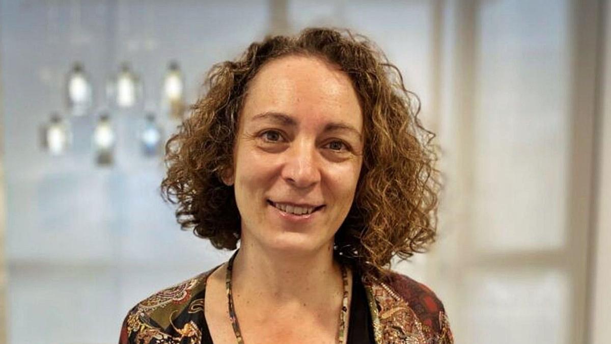 Maria Bosch, directora general d'Ibada   IBADA