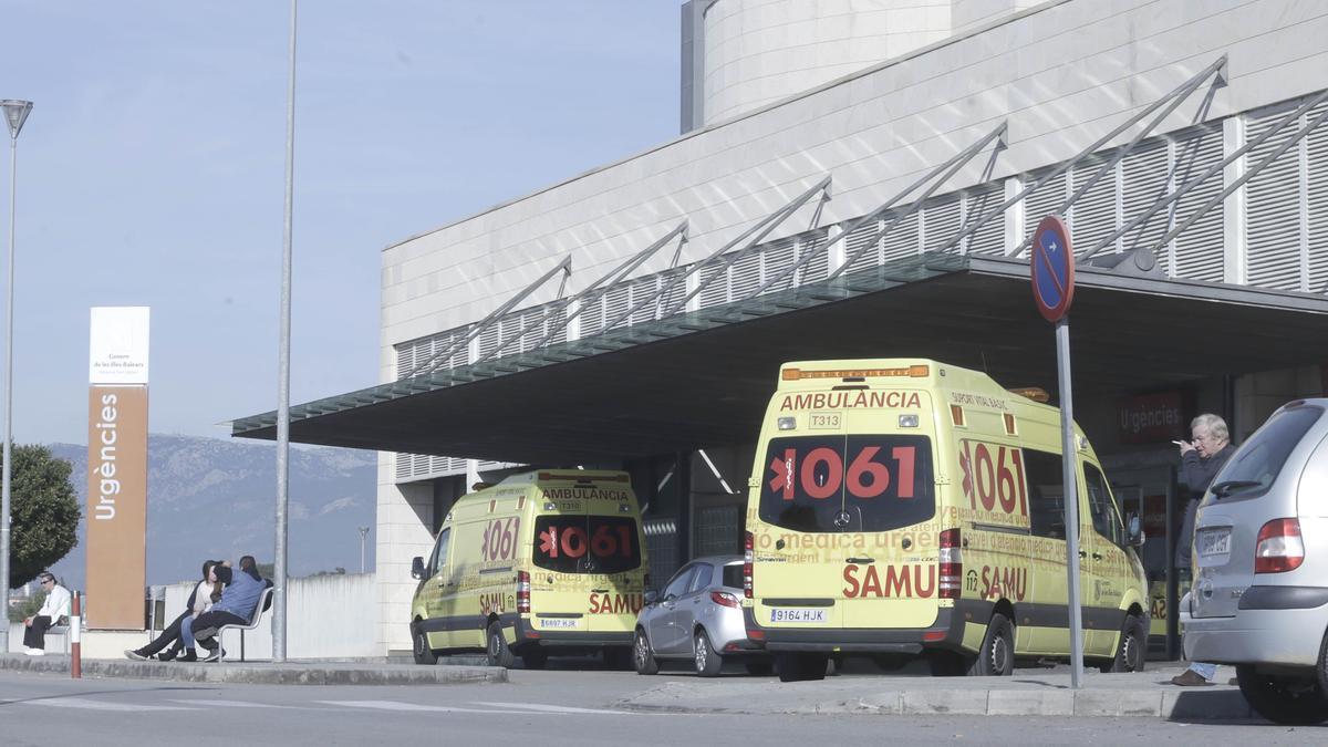 Son Llàtzer ist eines der beiden großen Krankenhäuser in Palma.