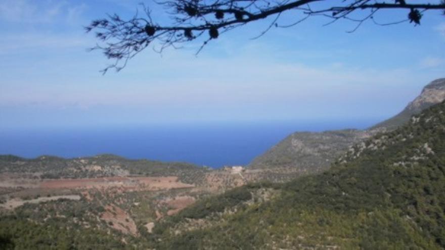 De Esporles a Valldemossa por el Coll de sa Basseta