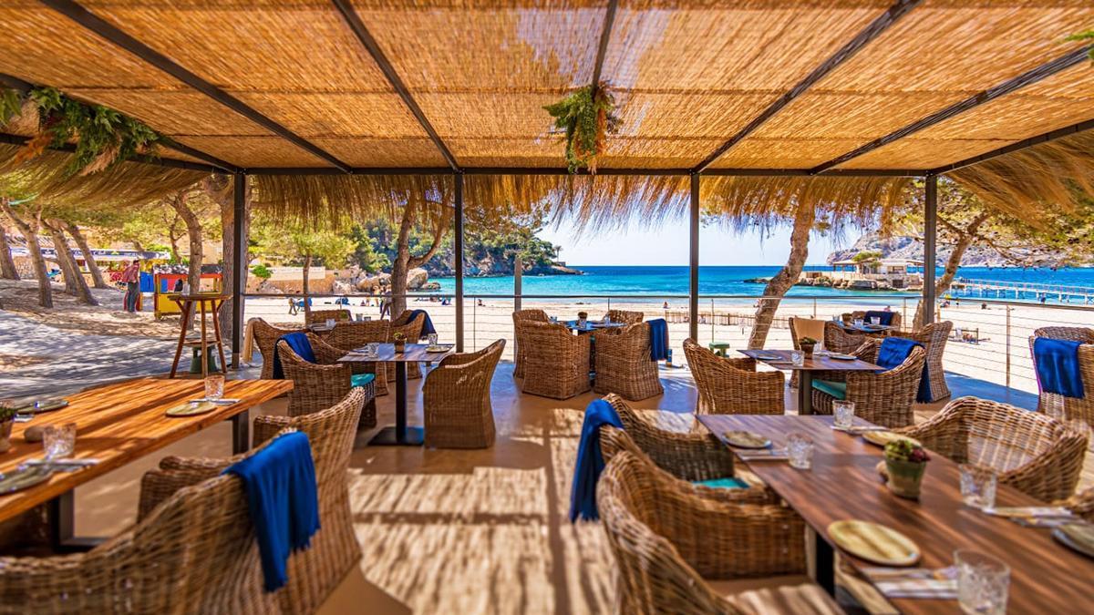 Maria 5 Beach, el mejor beach club de Mallorca con magníficas vistas sobre la playa