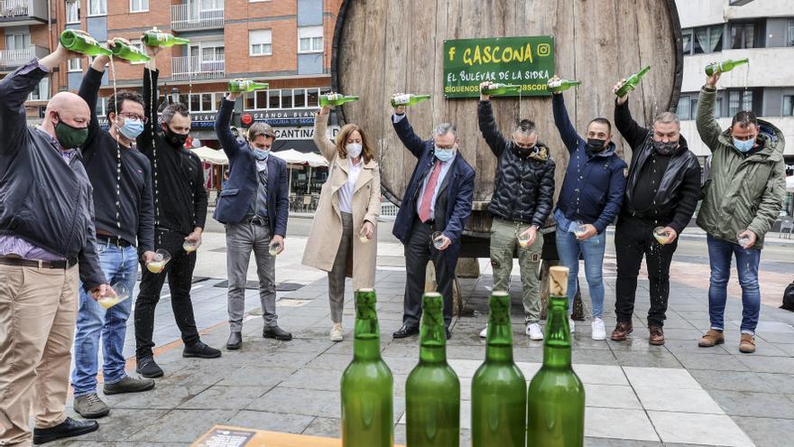 Así se celebró en Asturias el Día Internacional de la Sidra