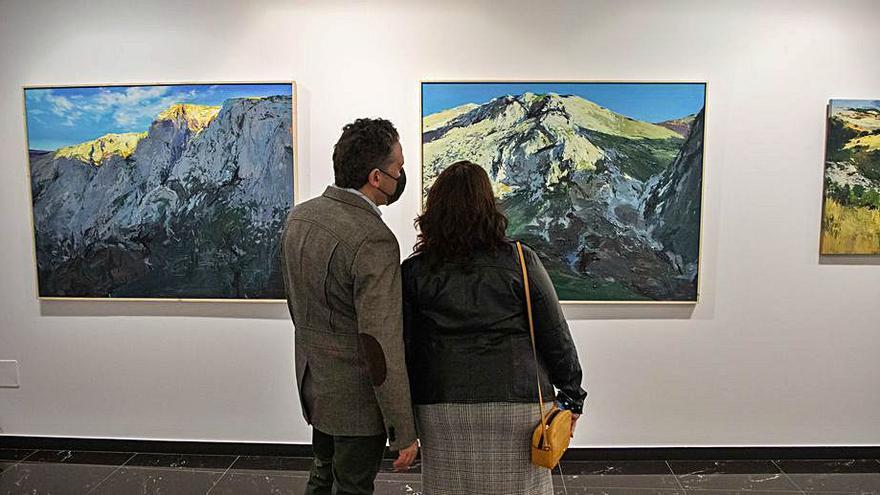 Los paisajes de Isidoro Moreno, nueva propuesta cultural en Zamora