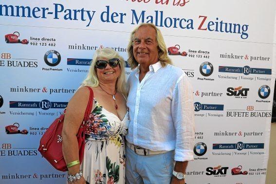 Irene und Peter Schaeffer