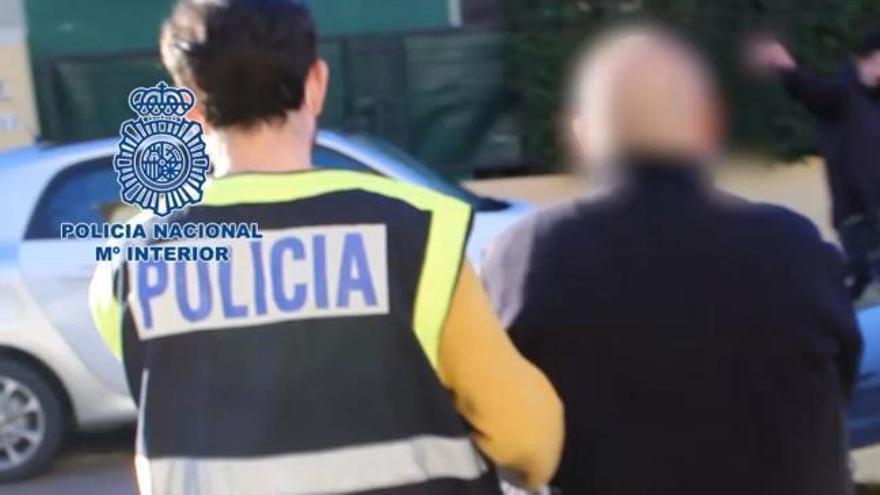 Siete detenidos en Málaga y Madrid por extorsionar a ciudadanos rusos