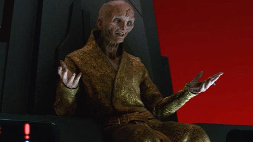 Star Wars 9: ¿Era Snoke una marioneta del Emperador Palpatine?