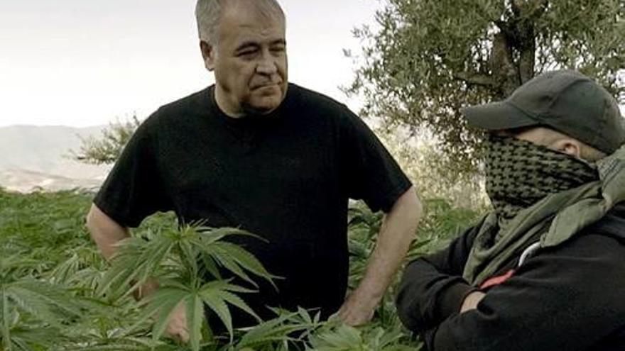 García Ferreras mostra les entranyes del món dels narcotraficants