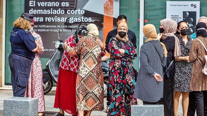 La Generalitat decidirá quién tutela a los tres hijos de la mujer asesinada en La Vila