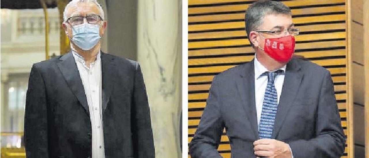 Campillo pide a Ribó que repita a la alcaldía tras abrir el debate Morera