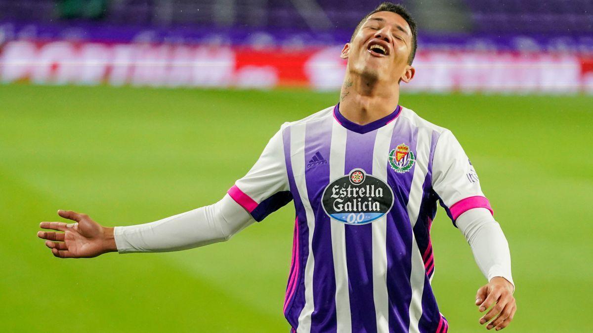 Marcos André es el delantero que quiere Bordalás para el Valencia CF