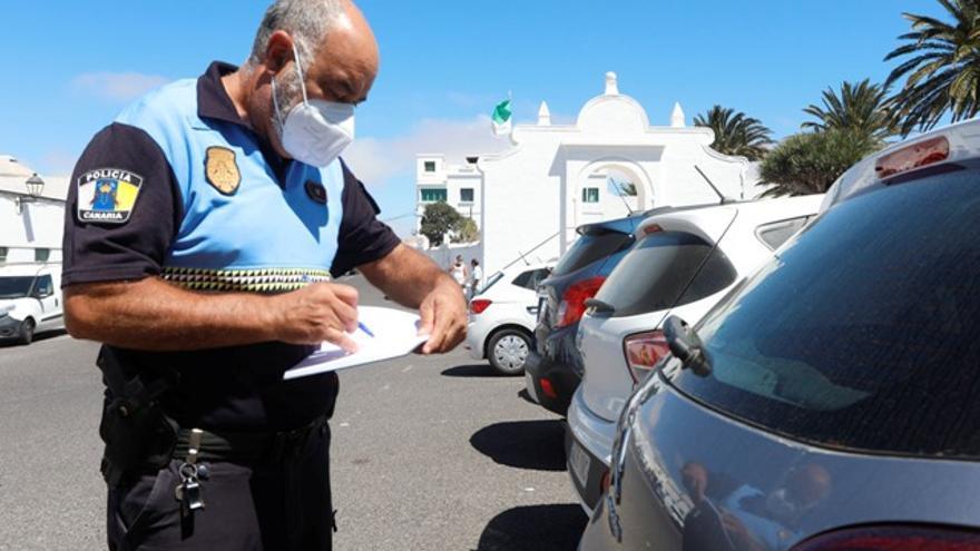 200 sanciones en Lanzarote por incumplimiento de las normas contra la covid