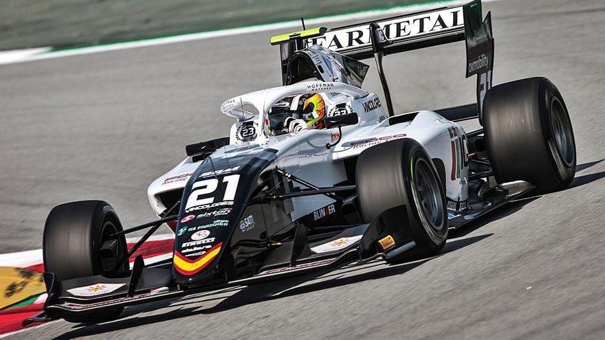 Una difícil tanda de clasificación lastra el estreno de Campos Racing en F3