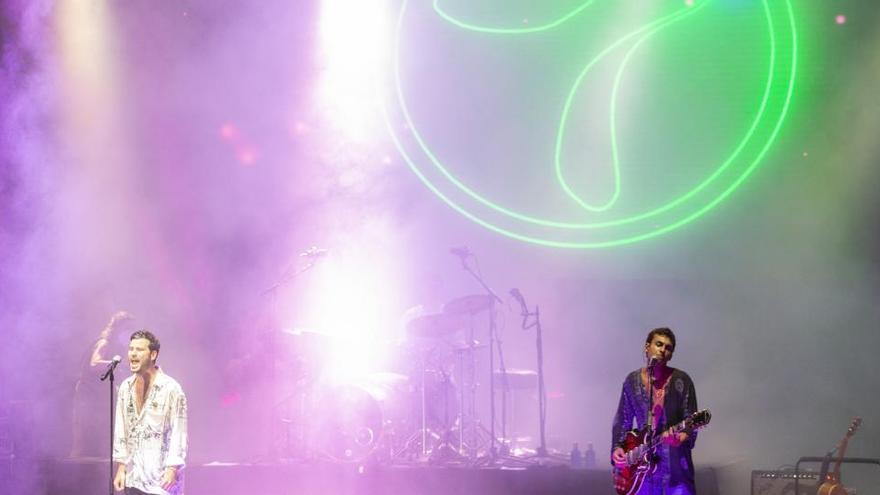 Indignació a les xarxes per l'incompliment de les mesures de seguretat en un concert de Taburete