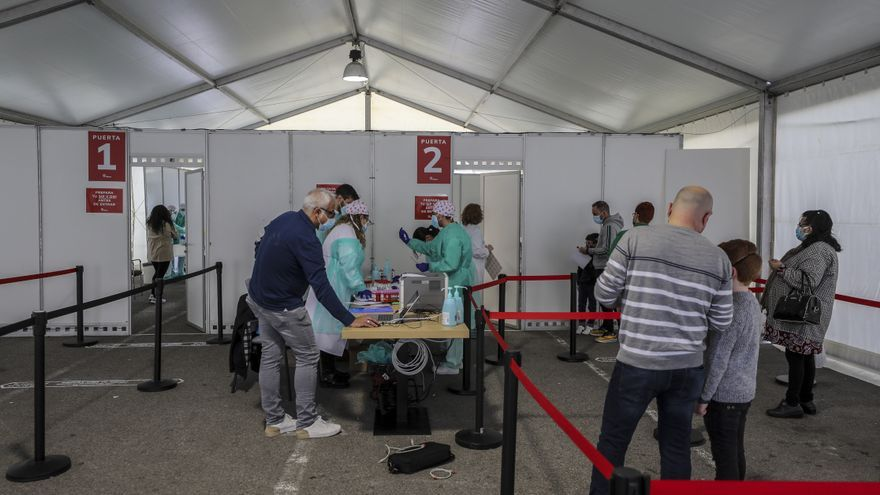 La provincia de Alicante suma 87 casos, la cifra más alta desde hace tres semanas
