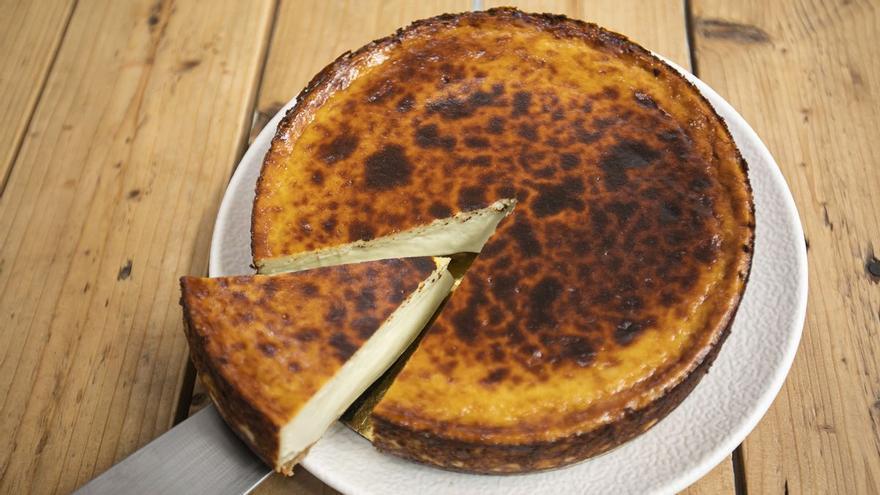 Cinco maneras de hacer una tarta de queso imbatible