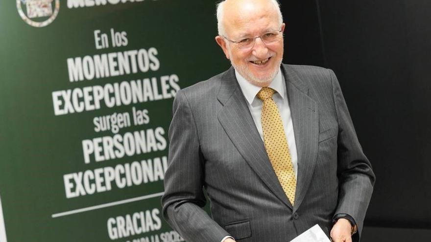 Juan Roig reinvierte 70 millones procedentes de su sueldo en la economía valenciana y nacional