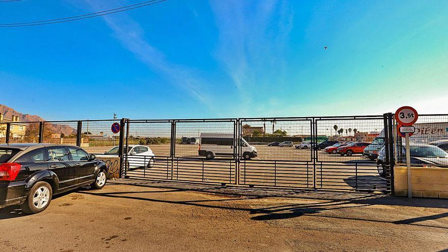 Orihuela plantea expropiar el recinto de Los Huertos al no renovar el alquiler los dueños