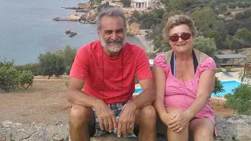 Rita y Cesare: Desde Italia a Castelló con amor y sin coronavirus