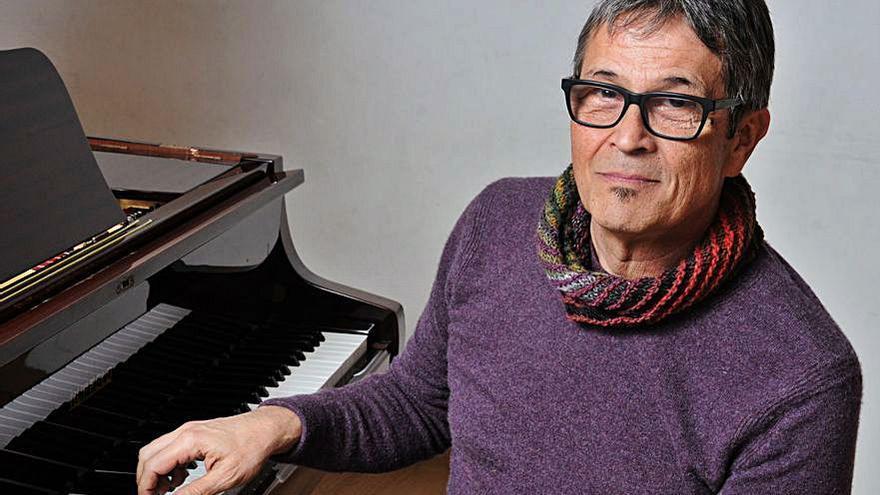 Chano Domínguez ofrece un concierto de piano