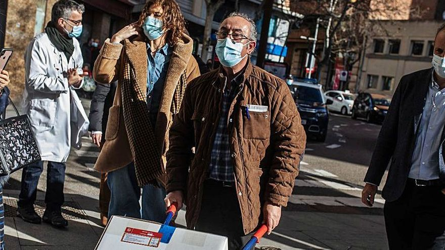 La incidencia semanal de COVID se dobla en siete días en Zamora y supera ya los 200 casos