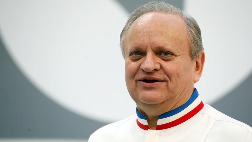 Muere Joël Robuchon, el chef con más estrellas Michelin