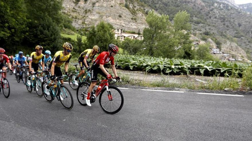 Etapa de hoy de la Vuelta a España:Recorrido y perfil de la Jurançon - Pau