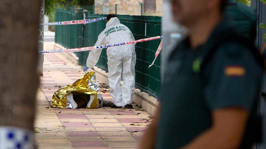 Tres detenidos por el asesinato a tiros de un hombre investigado por asaltar a narcos en Muchavista
