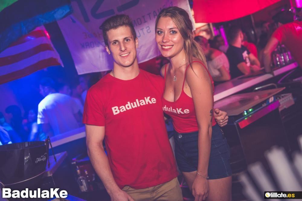 ¡Búscate en la noche murciana! Badulake (10/10/2019)