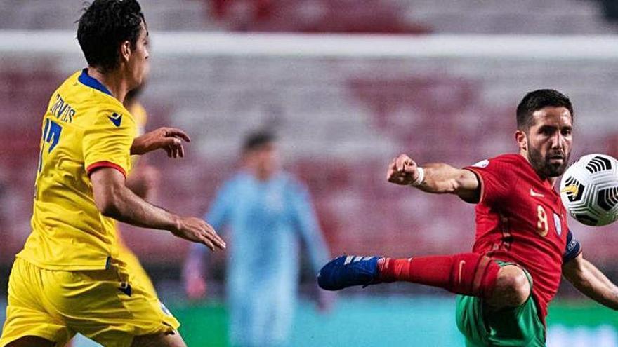 Moutinho entra en escena: vinculan al internacional con el Valencia CF