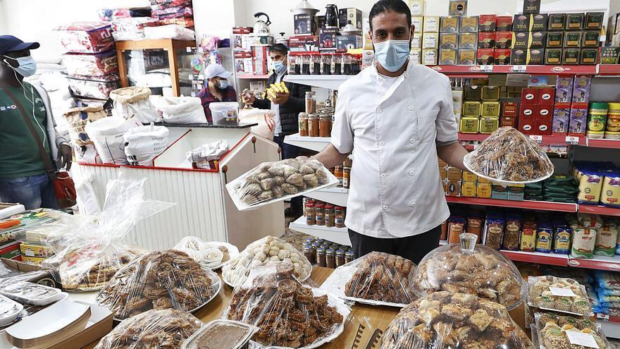 Un millar de musulmanes se prepara para el Ramadán en Vigo
