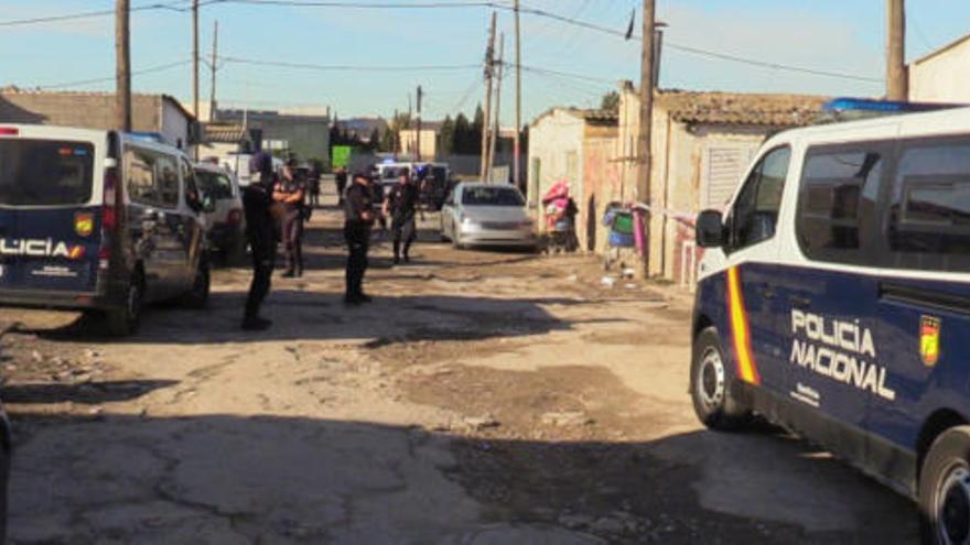 Drogenrazzia: Nationalpolizei durchsucht zehn Wohnungen