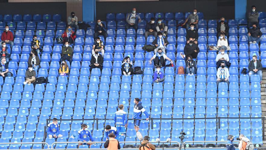 La Xunta estudia el protocolo para la vuelta del público a los estadios de fútbol