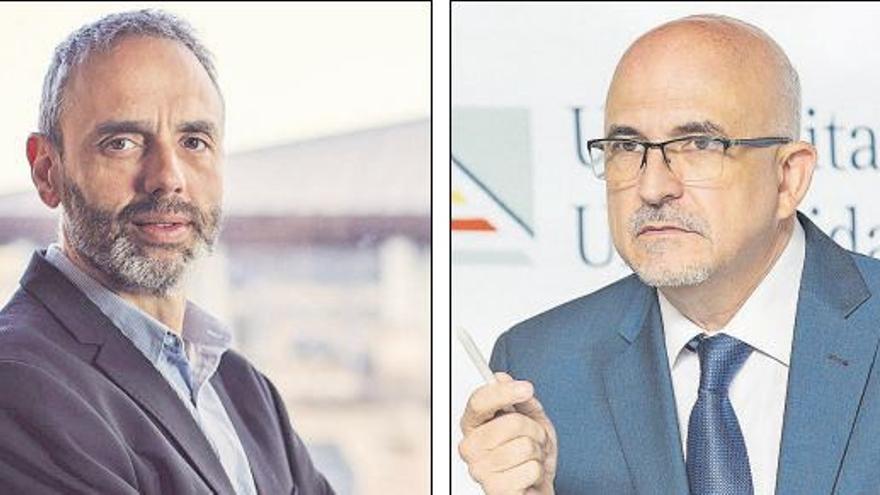 Innovación culmina su reorganización: Pernías deja la dirección general y da el salto a València