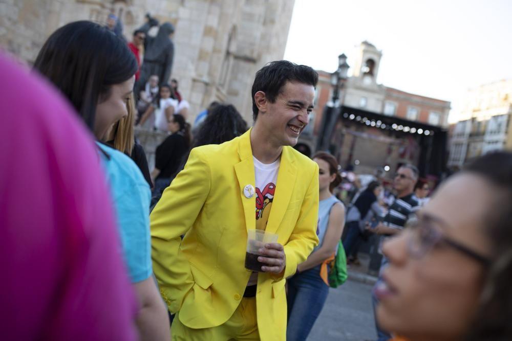 Inicio de las Ferias y Fiestas de San Pedro 2019