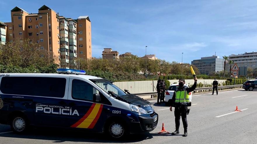 Detenidos en Alicante dos fugitivos buscados por robar cajeros y traficar con drogas