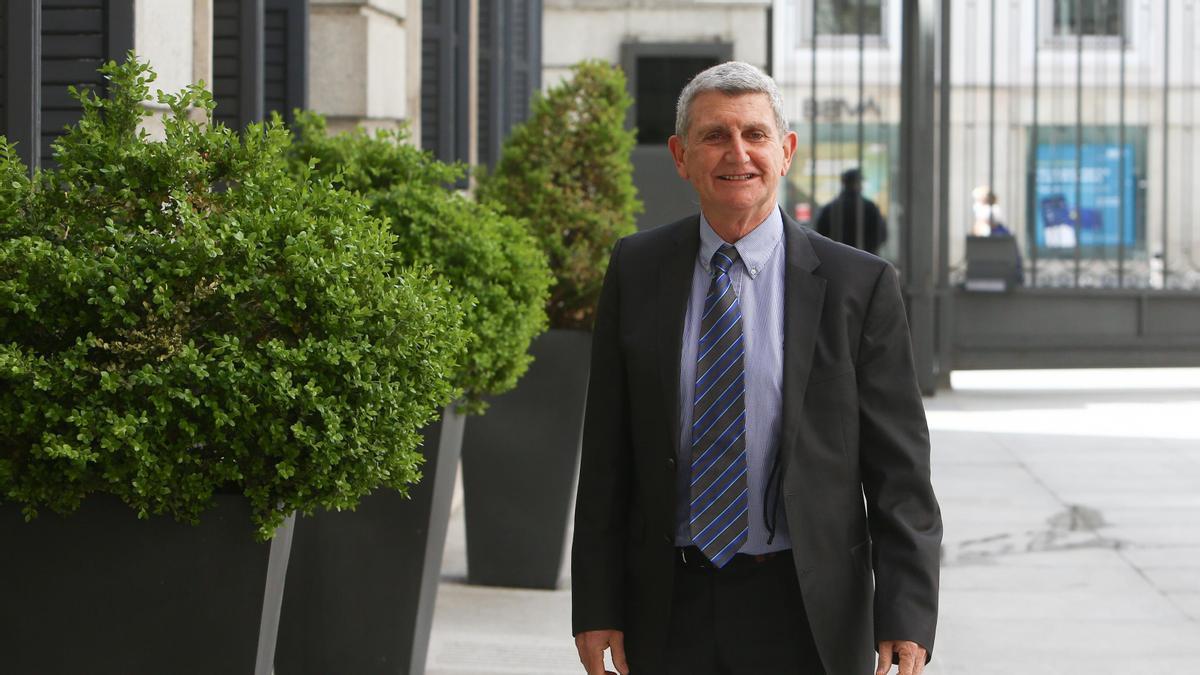 El nuevo presidente de la Corporación RTVE, José Manuel Pérez Tornero