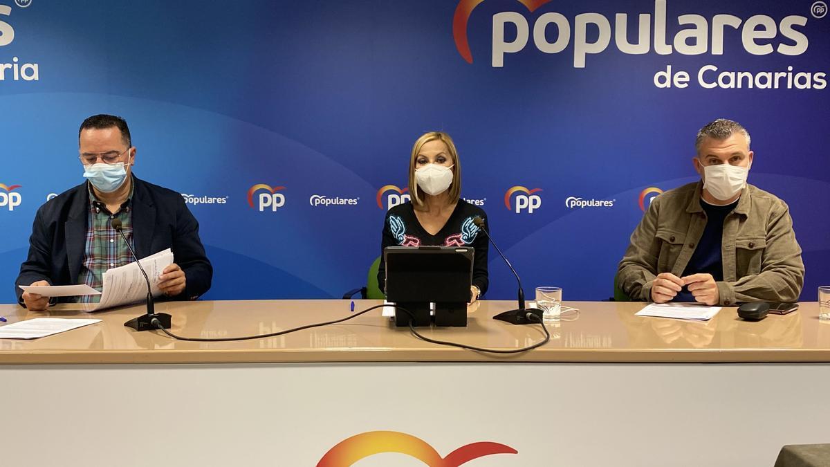 El PP de Gran Canaria celebrará el X Congreso Insular Extraordinario el 30 de enero