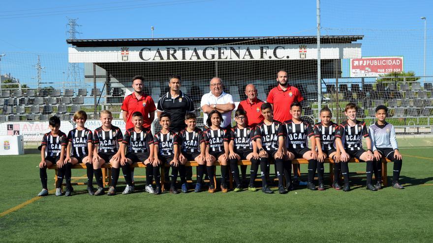 Equipos del Cartagena FC UCAM
