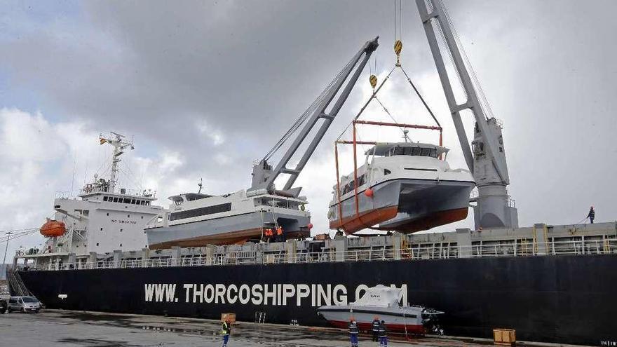 Rodman recompra el 60% de Metalships a China Sonangol