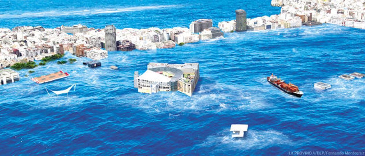 El Archipiélago carece aún de un plan de adaptación al cambio climático