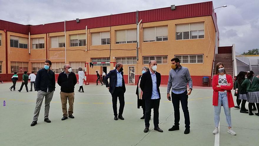 La Cooperativa de Enseñanza Vicente Medina inaugura nuevas instalaciones
