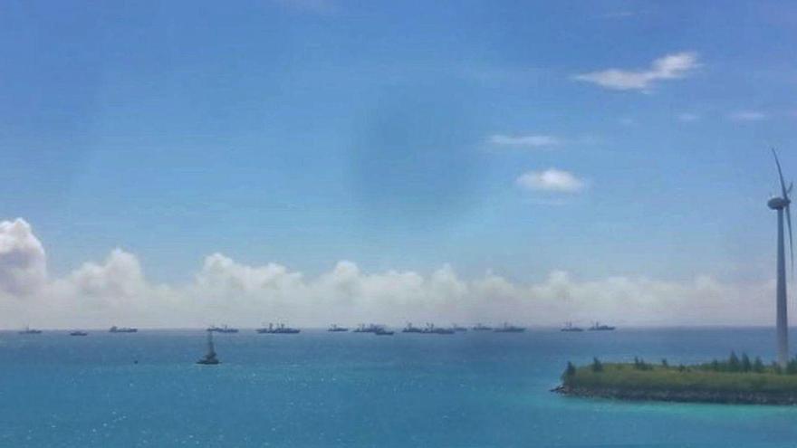 El Covid llega a la flota de Seychelles y deja más de 20 atuneros parados